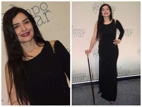 Letícia Sabatella (Fotos: AgNews)