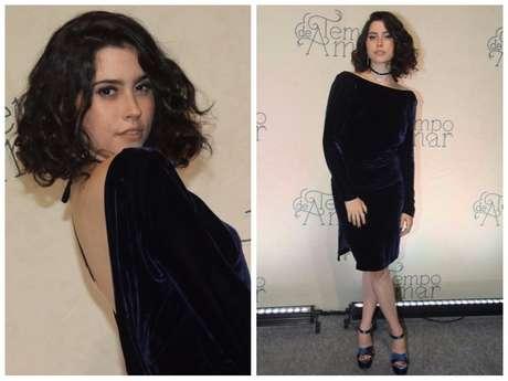 Olívia Torres (Fotos: AgNews)