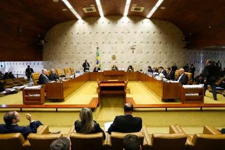 Supremo Tribunal Federal (STF) julga ensino religioso nas escolas (Marcelo Camargo/Agência Brasil)