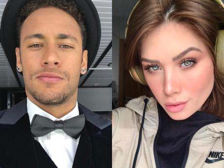 Neymar Jr. e Flávia Pavanelli deixaram festa juntos e se esconderam de fotógrafos, segundo colunista
