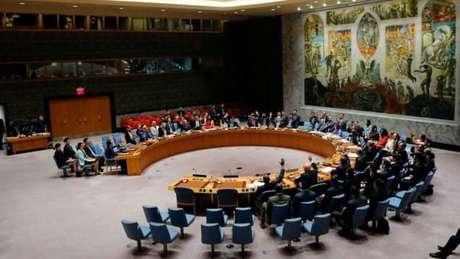 A Coreia do Norte é alvo de sanções da ONU desde 2006 por causa de seu programa nuclear