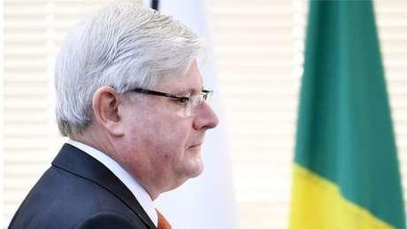 Procurador-geral da República, Rodrigo Janot, teve pedido de investigação contra Temer rejeitado pelo ministro do STF Edson Fachin