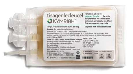 Kymriah é droga que usa tecnologia da imunoterapia para tratar o câncer