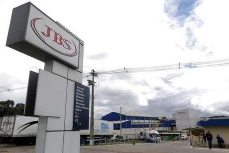 Sede da JBS no município de Lapa no Paraná