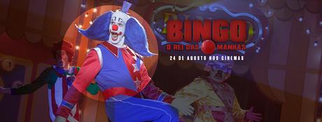 Bingo - O rei das Manhãs, de Daniel Rezende
