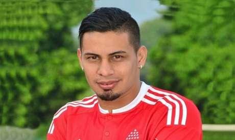 Bryen Urueña, ex-América de Cali, foi regularizado pelo Avaí nesta segunda-feira (Foto: Reprodução)
