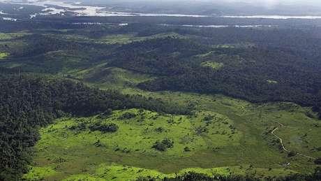 Governo federal reabriu a área na Amazônia para a exploração mineral