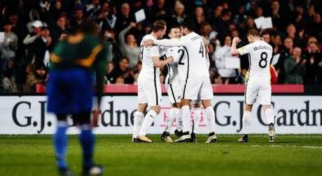 Nova Zelândia se credencia à repescagem contra sul-americano — Copa