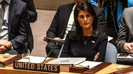 Os EUA insistem na ONU por uma nova rodada de sanções contra a Coreia do Norte
