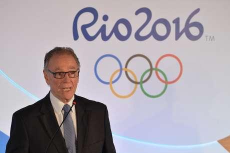 Carlos Arthur Nuzman, presidente do Comitê Olímpico Brasileiro (COB)