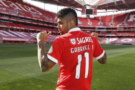 Gabigol Benfica