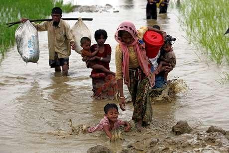 Repressão contra minoria muçulmana deixa quase 400 mortos — Mianmar