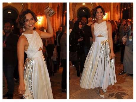 Camila Pitanga (Fotos: Fabio Moreno/AgNews)