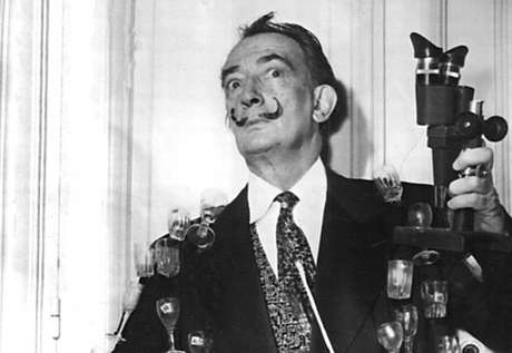 Teste de ADN trama 'filha' de Salvador Dalí