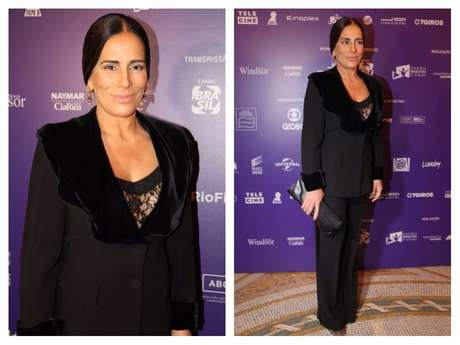Gloria Pires (Fotos: Fabio Moreno/Andre Freitas/AgNews)