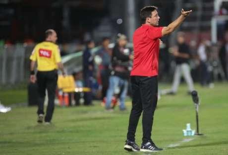 Zé comandou o Fla na Copa do Brasil nas oitavas e nas quartas de final (Fotos: Gilvan de Souza / Flamengo)