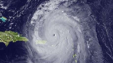 Olho de furacão