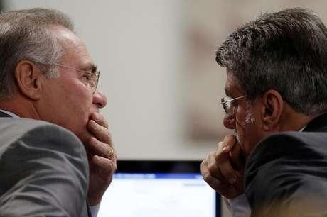 Janot denuncia senadores do PMDB por organização criminosa