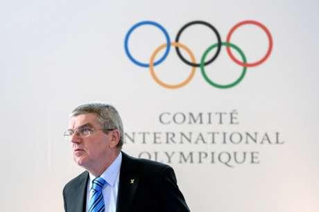 Thomas Bach afirmou que o COI acompanhará as investigações (Foto: AFP)