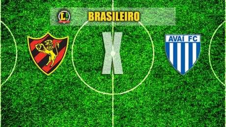 BRASILEIRO: Sport x Avaí