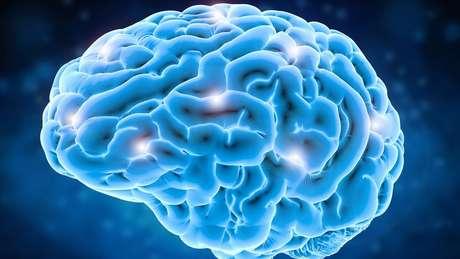 Cérebro pontos de dor