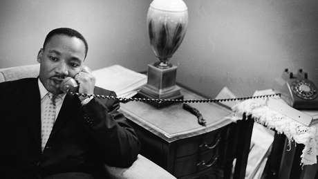 Martin Luther King Jr. em 1961