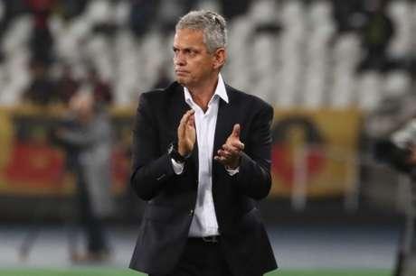 Rueda afirmou que vitória do Botafogo foi merecida (Gilvan de Souza / Flamengo)