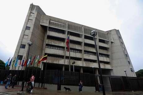 Prédio do Supremo Tribunal de Justiça da Venezuela, em Caracas 28/06/2017 REUTERS/Marco Bello