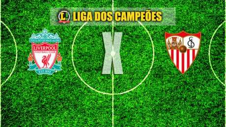 LIGA DOS CAMPEÕES: Liverpool x Sevilla