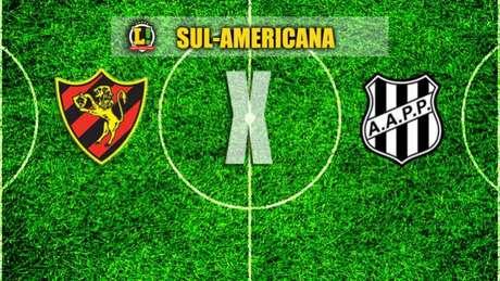 Sport e Ponte Preta se enfrentarão pelas oitavas da Copa Sul-Americana