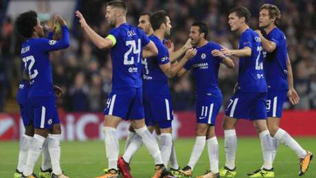 Chelsea x Qarabag