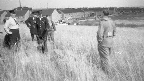 As 'aterrissagens' resultaram em uma resposta séria das autoridades, incluindo o Exército (Foto: John Keeling)