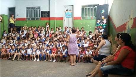 Segundo OCDE, O Brasil gasta anualmente US$ 3,8 mil (R$ 11,7 mil) por aluno do primeiro ciclo do ensino fundamental