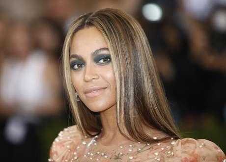Cantora Beyoncé Knowles durante evento, em Nova York 02/05/2016 REUTERS/Eduardo Munoz