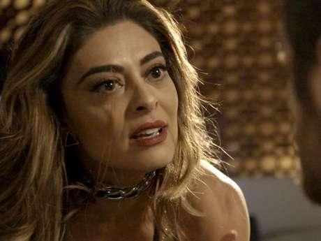 """Em """"A Força do Querer"""": Bibi (Juliana Paes) abandona Rubinho (Emilio Dantas)"""
