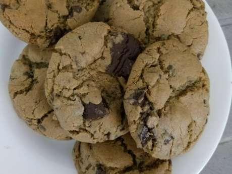 Cookie americano crocante