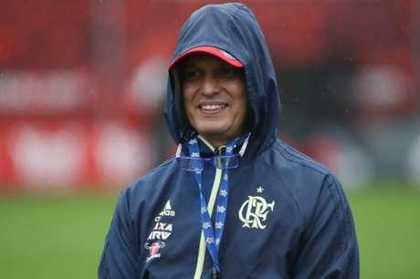 Rueda vai voltar à Chapecó, mas desta vez pelo Flamengo (Gilvan de Souza / Flamengo)
