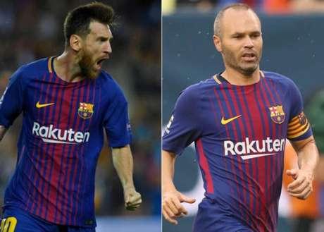 Messi e Iniesta tem futuro definido por Josep Maria Bartomeu (Lance!)