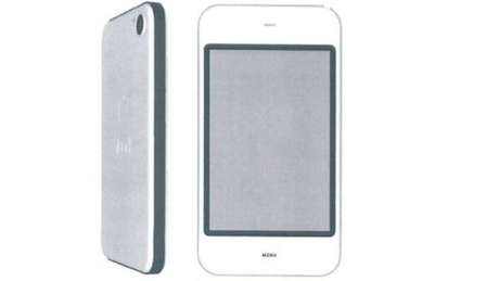 Designers criaram o conceito base para o iPhone em 2005 | Foto: Apple