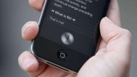 Siri como um app - que logo foi comprado pela Apple