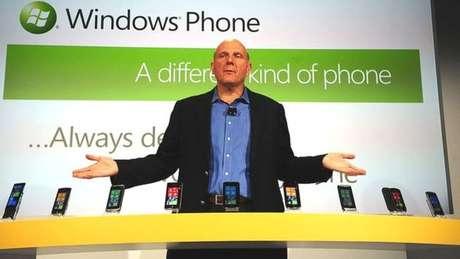 Embora o Windows Phone tenha alcançado uma participação de dois dígitos na Europa, nunca pareceu ameaçar o iPhone