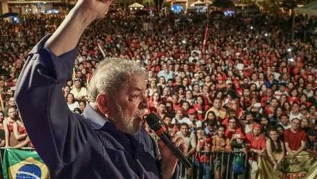 Lula realizou caravana a Estados do Nordeste, após condenação em primeira instância pelo juiz Sergio Moro | Foto: Ricardo Stuckert
