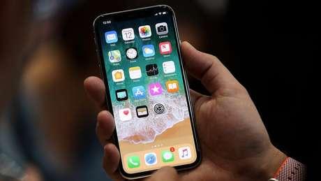 Iphone X foi a estrela do lançamento desta terça-feira