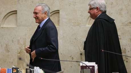 Acusações da defesa de Temer contra o procurador-geral ganharam novo fôlego na semana passada | Foto: Agência Brasil