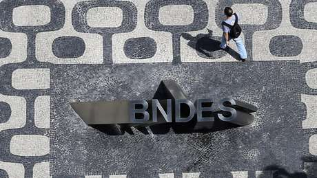 Entrada do BNDES no Rio de Janeiro