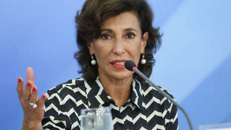 A ex-presidente do BNDES Maria Silvia Bastos Marques