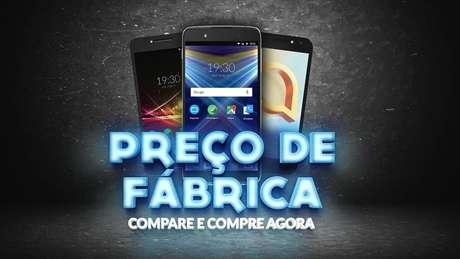 Alcatel promoção
