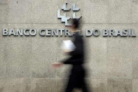 Logo do Banco Central na sede da instituição, em Brasília 15/01/2014  REUTERS/Ueslei Marcelino