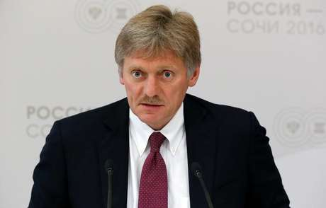 Porta-voz do Kremlin, Dmitry Peskov, durante coletiva de imprensa em Sóchi 19/09/2016 REUTERS/Sergei Karpukhin
