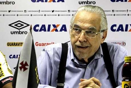 Eurico Miranda entrou na mira do MP do Rio de Janeiro (Reprodução)
